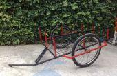 Remorque vélo soudés