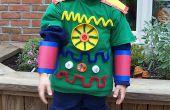 Costume d'Halloween de Robot pour l'enfance - (Full-Body) de l'espace