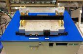 CNC - RF Shield pour testeur électronique