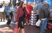 Comment magasiner dans un marché d'agriculteurs Downtown