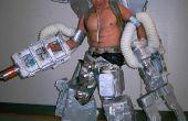 Un ROBOT géant de l'anime de folie à Mokuba