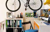 Support mural vélo très bon marché
