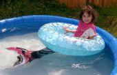 Comment faire une sirène queue pour nager