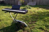 Clavier Piano solaire