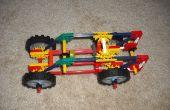 K ' NEX dune buggy toy