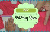 Emploies Hay Rack (pour lapins et cochons d'Inde)