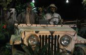 Comment les jumeaux Change l'huile dans une Jeep