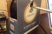 Hack de vie : 30 deuxième imprimante 3D Filament porte-bobine