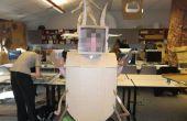Comment faire un Costume de homard fendu carton