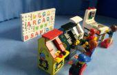Salle de jeux arcade LEGO