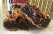 """Bretzel Nutella """"brownie"""""""