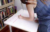 Géant Sticky Note Table