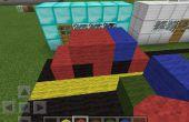 Voitures de Minecraft