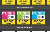 AppNana A Site vous pouvez gagner gratuit cartes-cadeaux (itunes, Amazon, PayPal Cash)