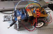 BUGBot - lumière Robot suiveur