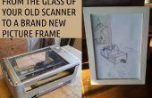 Transformer votre Scanner mort en un cadre photo