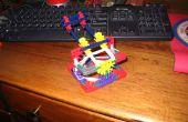 K ' NEX catapulte mini