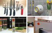 17 façons simples pour organiser votre cuisine
