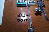1,2,3... Arduino Pajarito Ingles-Proyecto
