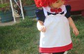 Raggedy Ann Costume Baby