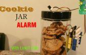 Cookie Jar alarme
