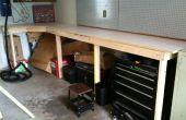 Bon marché et facile Garage Workbench