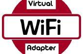 Comment configurer un point d'accès sans fil - du WiFi (Windows 7)
