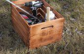 Caisse de bricolage outils | Travail et juste un amusement bois projet