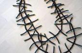 Mille-pattes inspiré Bracelet/Collier