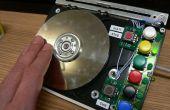 HDDJ : Transformer un vieux disque dur en un périphérique d'entrée rotatif