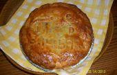 Spanako (Pi) ta tarte épinards grec