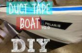 Duct Tape bateau v2.0