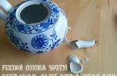 Comment réparer la Chine cassée, céramique ou porcelaine