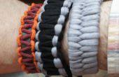 Noyau de bracelet en caoutchouc tube intérieur