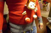 Faire un pull un pull de Noël laid