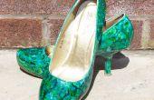 DIY chaussures - concevoir vos propres !