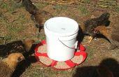 Chargeur de poulet automatique alimenté par gravité $6
