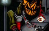 Peinture à l'Halloween sur l'iPad avec Sketchbook Pro