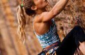 How to Indoor Rock Climb