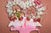 Bouquets de bonbons, Bouquets de chocolats