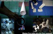 Comment aplatir le tuyau pvc pour la fabrication de n'importe quel stuff, le processus manuel de brûlé