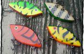 Appât de pêche bricolage - Lipless Crankbait