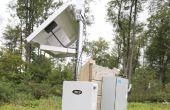 Applications industrielles IoT - capteur de température à distance de surveillance
