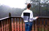Seattle, Atlanta Skyline T Shirt