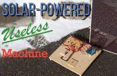 Machine inutile solaire