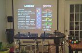 Stand Up Arcade contrôleurs utilisant les marcheurs adultes