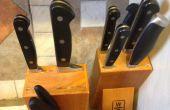 Prendre soin de vos couteaux