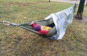 Hamac de Camping avec écran et écran de remplir