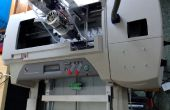 Machine CNC d'imprimante jet d'encre