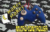 Microcontrôleur Makey Makey